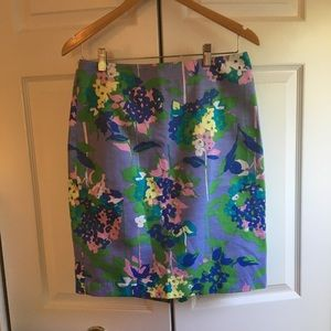 Tommy Hilfiger NWT skirt size 10 blue/green